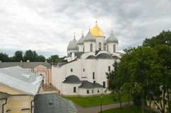 St. Sophia Cathedral. Royalty Free Stock Photo