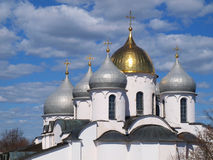 St. Sophia Cathedral royalty-vrije stock afbeelding