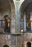 St.Sophia Cathedral interior royalty free stock photo
