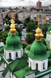 St. Sophia Cathedral in Kiev Stock Images