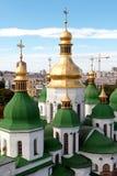 St. Sophia Cathedral.Kiev. Ukraine stock image