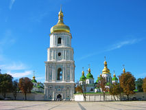 St. Sophia Cathedral, Kiev, Ukraine. Saint Sophia (Sofievskiy) Cathedral, Kiev, Ukraine royalty free stock photos