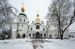 St.Sophia Cathedral. Kiev. Ukraine. Stock Image