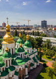 St. Sophia Cathedral.Kiev Ukraine stock photos