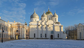 St Sophia Cathedral Stock Image