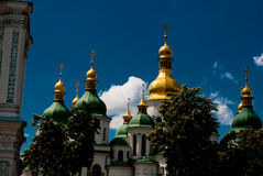 St. Sophia Cathedral Stock Image