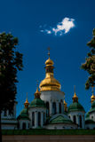 St. Sophia Cathedral Royalty Free Stock Images