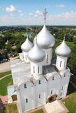 St. Sophia cathedral in Vologda. Russia Royalty Free Stock Photos