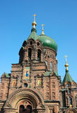 st. sophia church in harbin Stock Photography