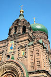 st. sophia church in harbin Royalty Free Stock Images