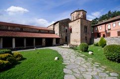 St. Sophia church in Ohrid, Macedonia Royalty Free Stock Photography