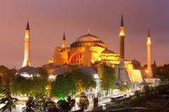St. Sophia (Hagia Sophia) museum in Istanbul. Turkey Stock Photos