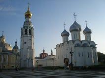 St Sophia katedra Fotografia Stock