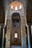 St.Sophia Kirche, Mystras Stockbilder