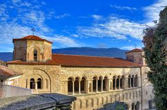 St Sophia, Ohrid, Macedonia Imagen de archivo