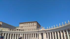 ST Ställe för Peter ` s, Rome, Italien fotografering för bildbyråer