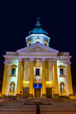 St. Stanislaus Garrison Church Royalty Free Stock Images