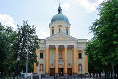 St. Stanislaw garrison church Stock Images