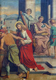 1st stationer av korset Royaltyfri Bild