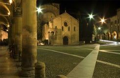 St Stefano, Bologna, Italia della chiesa fotografia stock