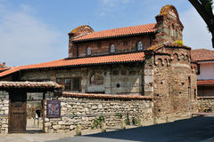 St. Stefanos church Stock Photography