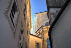 St. Stephan Cathedral Passau Stock Afbeelding