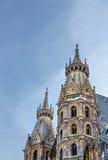 St Stephan Cathedral, Viena, Áustria Imagens de Stock Royalty Free