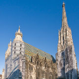 St Stephan Cathedral, Vienna, Austria Royalty Free Stock Photography