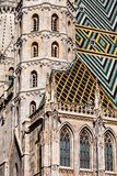 St. Stephan cathedral in Vienna, Austria Royalty Free Stock Image