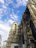 St. Stephan cathedral in Vienna Austria. Landmark architecture Royalty Free Stock Image