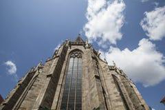 St. Stephan  church Royalty Free Stock Photography