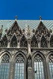 St.Stephan Kathedraal, Wenen, Oostenrijk Royalty-vrije Stock Foto's