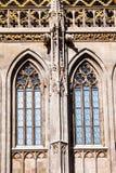 St Stephan kathedraal in Wenen, Oostenrijk royalty-vrije stock fotografie