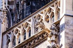 St Stephan kathedraal in Wenen, Oostenrijk stock fotografie