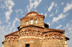 St. Stephan's Cathedral. Bulgaria. Old Nessebar. Fragment of the church of St. Stephen. The 11th century royalty free stock images