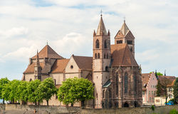 St. Stephan's Cathedral of Breisach,  Baden-Wurttemberg, German Stock Image