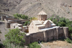 St. Stephanos Church. In Iran near Jolfa. Old and beauty Stock Images