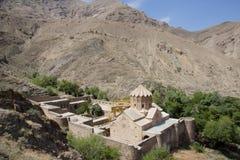 St. Stephanos Kerk in Iran Stock Afbeelding
