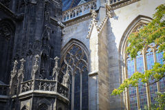 St. Stephans cathedral, Vienna, Austria Royalty Free Stock Images