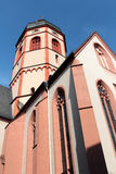 St.Stephans church in Mainz Stock Photos