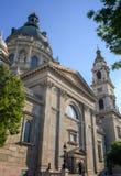 st stephen Венгрии самый большой s церков budapest базилики Стоковая Фотография