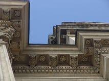 st stephen детали s базилики Стоковые Фото
