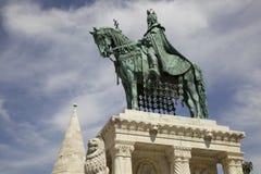 St Stephen на Matthias - Buda Стоковая Фотография RF