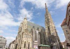 st stephen собора s стоковые изображения