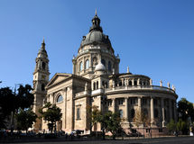 St. Stephen Basilica Royalty Free Stock Photos