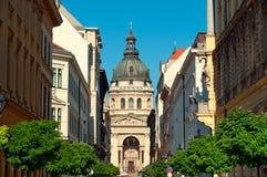 St. Stephen Basilica, Budapest Royalty Free Stock Image