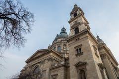 St. Stephen Basilica, Budapest, Hungary Royalty Free Stock Photography