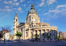 st stephen budapest Венгрии s базилики Стоковые Изображения
