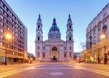 st stephen budapest Венгрии s базилики Стоковое фото RF