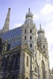St  stephen cathedral vienna austria basilica Royalty Free Stock Image